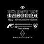 MASONNA - EVIL BLACK DISC [7inch Album] Cutting