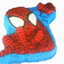 Hombre araña Ponque