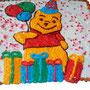 Winnie Puh  Ponque