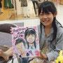 今日誕生日ののお姉ちゃんと、足だけ出してる弟くんです。 弟くんはヤブの中に入ったため、尻がかゆくてしょうがないそうです。 (最初はずっと尻をかいてました^o^) おまけに髪型は、お母さんに無理やりワックスをつけられたため、恥ずかしいそうです(^^ゞ【ヤマギシマコト 2013.9.16】