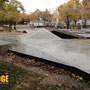 THE EDGE - Skatepark béton La Roche sur Yon - Concrete Work