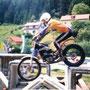 1997: Schauerberg, blaue Spur, Image: Archiv Braun