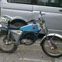 Bultaco Sherp T 250, 1980: Josef Fischer