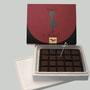 横浜マリンフーズ「赤い靴の女の子 いちごチョコレート」