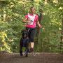 Friedrich beim 5000m Geländelauf PSK THS DM 2018