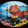 ROYAL PARK HOTEL HANEDA 客室用絵画