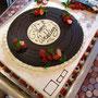 ターンテーブルケーキ