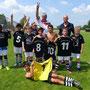 Riegeler SC E-Jugend Turniersieger Turnier 1