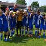 SV Ettenheimweiler E-Jugend freut sich über Platz 3