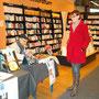Dédicace BD Fenice librairie Cultura de Carré-Sénart