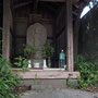 上白根:元禄6年建立の甘酒の大好きな庚申塔です。