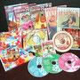 アンティのCD&DVD アートワーク