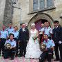 Mariage Sapeur-pompier - Alexandre et Audrey