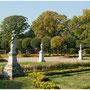 Парк, статуи