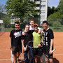 3. Liga Herren aktiv Training mit Captain