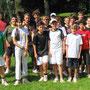 JuniorenInnen CM Turnierwochenende