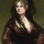 'Retrato de Isabel Porcel', por Francisco de Goya