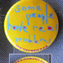 Pin-back button #173