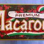 Tapa de la lata de macarrones Casa Via Varicco