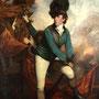 'Colonel Tarleton', por Joshua Reynolds
