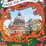 Vaticano: la catedral de san Pedro vista desde un ángulo poco usual