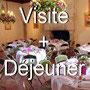 Visitez et déjeunez en groupe dans le Château des Princes