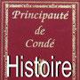 Histoire de la Principauté de Condé