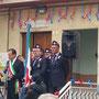 Intervento del sindaco Nicola Travaglini