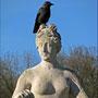 Skulpturen auf der Venusinsel