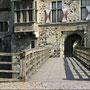 Brücke zur Hauptburg