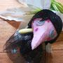 017番ちゃんも、ピンク地の花柄マスクがかわいいね。