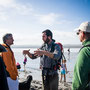 Traversée de la baie du Mont Saint Michel : Les marées en Baie, comment ça marche ?