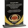 Ehrenpreis für die Walbusch-Jugendstiftung von der Solinger Ditib-Gemeinde