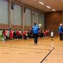 Inklusionsmannschaft des Sportring Solingen