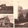 Gross-Schwansfeld - Labednik, Ostpreussen - Polen (um 1932)