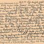 Dwarischken - (-), Ostpreussen - Russland (Kaliningrad), Schreiben des Gutsbesitzers von Plehwe vom 18.12.1944 unmittelbar vor dem Verlassen des Gutes