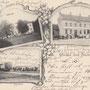 Eichmedien - Nakomiady, Ostpreussen - Polen (um 1922)