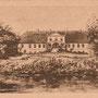Hasenpoth - Aizpute, Kurland, Lettland (um 1916), Herrenhaus