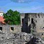 Ruine Burg Wenden - Cesis, Livland, Lettland (2016)