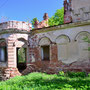 Ruine Ansbach, Anspock - Anspoki, Witebsk - Lettland (2016) Lost Place