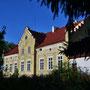 Niederhof - Nisko, Ostpreussen - Polen (2020), Parkseite