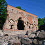 Ruine der Ordensburg Fellin - Viljandi, Livland, Estland (2016)