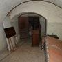 Piddul auf Oesel - Pidula auf Saaremaa, Livland - Estland (2018), Kellerräume in denen noch ungeöffnete Gewölbe nachgewiesen wurden