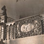 Prassen - Prosna, Ostpreussen - Polen (1913), Treppe oben