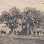 Steinort - Stynort, Ostpreussen - Polen (um 1914), Auffahrtseite