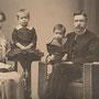 Familie Erica und Carl von Kori (1915)