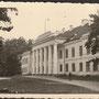 Schloss Kattentack - Aaspere (1941) Auffahrtseite, als Lazarett genutzt