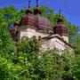 Verfallene Kirche in Penniküll, Penuja, Livland, Estland (2016), Lost Place