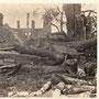 Ruine vom Herrenhaus Grendsen - Grendze, Kurland, Lettland (1915)