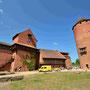 Burg Treyden - Tureida, Livland, Lettland (2016)